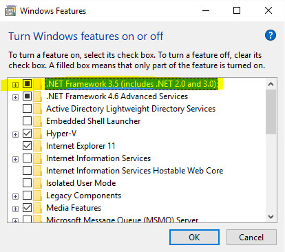 QLB for Windows 10 Step 3